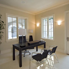 Contemporary Home Office by Team 7 International