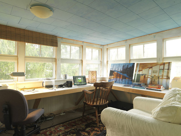 Traditional Home Office by Susan Teare, Professional Photographer