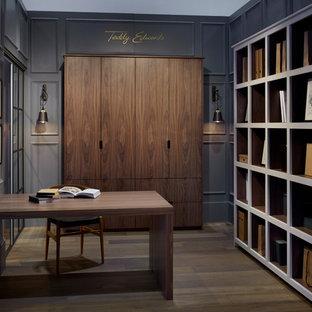 Teddy Edwards Bespoke Study & Library Furniture