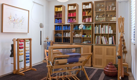 How to Stitch Together Inspiring Spaces for Crafting and Crafts