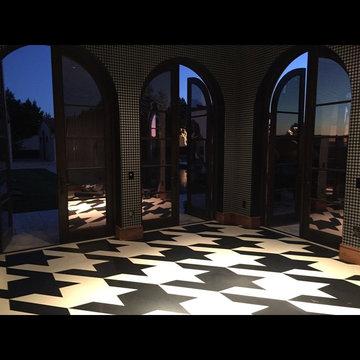 The GaGa Floor