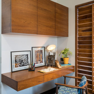 Inspiration for a home office remodel in Other