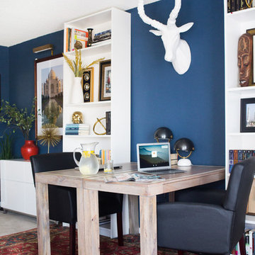 The His and Her's Home Office