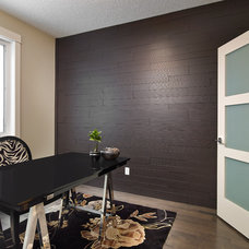 Contemporary Home Office by Smith Homes