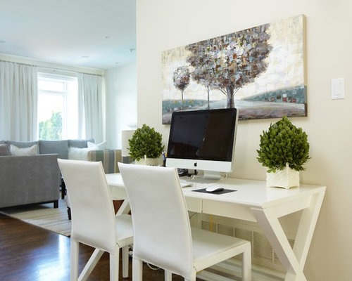 best computer desk setup | houzz