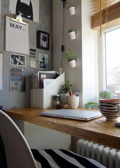 インダストリアル ホームオフィス・書斎 by Making Spaces