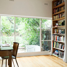 Contemporary Home Office by Architecture Architecture