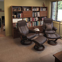modern home office The Ranch