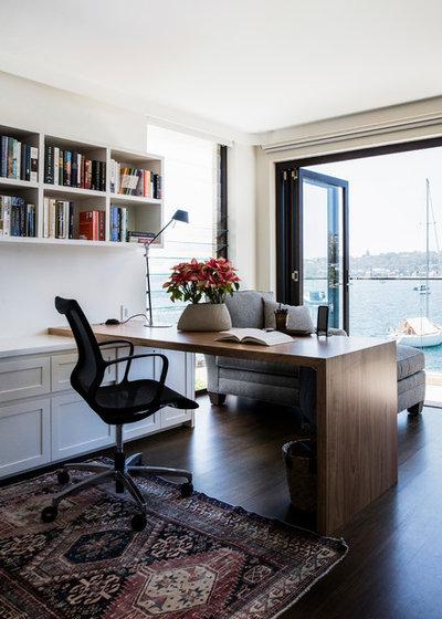 Klassisch modern Arbeitszimmer by Studio Kate