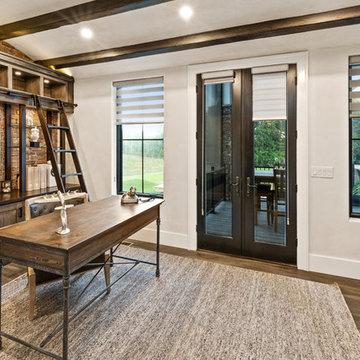 The Savannah: Best of Ohio Custom Home Over 5,000 SF