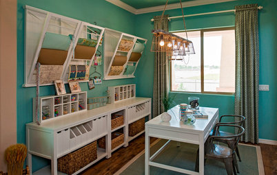 8 Rooms That Say 'Let's Make Something'