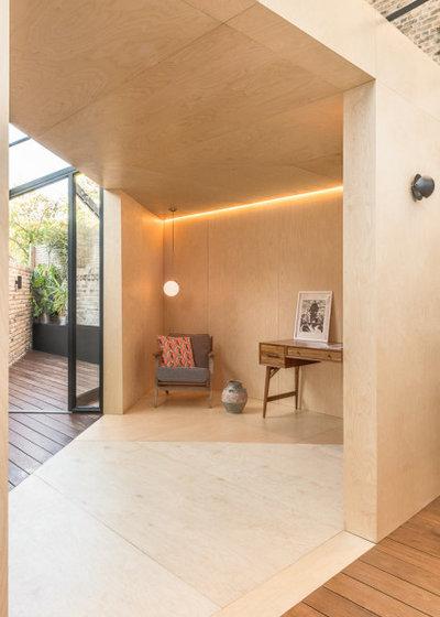 Scandinavian Home Office by Yellow Cloud Studio