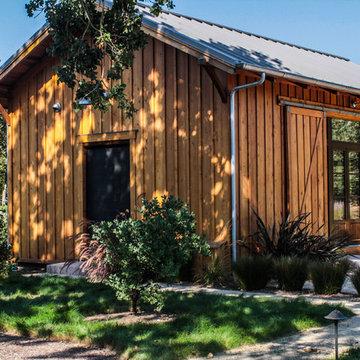 The Wood's Passive House (Sonoma, CA)