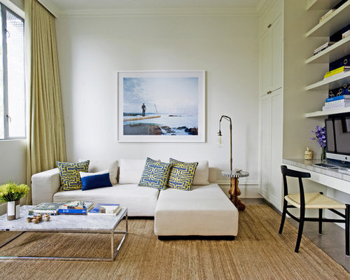 home office living room houzz