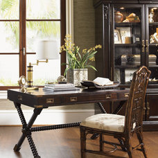 Tropical Home Office by Lexington Home Brands