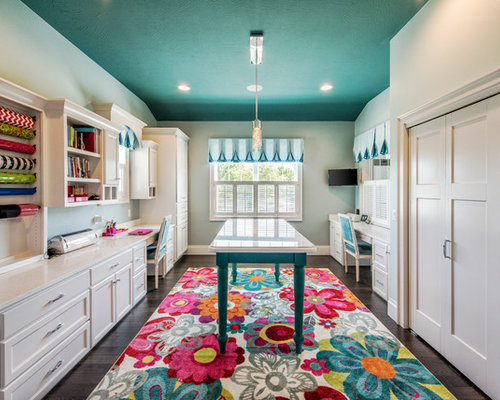Best 100 Craft Room Ideas & Remodeling Photos | Houzz