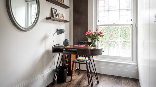 Modern Home Office by Kopal Jaitly Photography