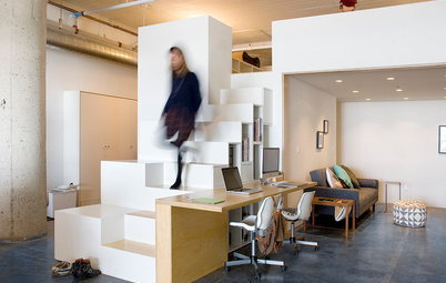 5 Innovative Ideas From a Live-Work Space in a Converted Toy Factory