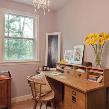 Traditional Bethesda Home Remodel & Second Story Addition