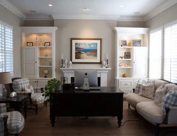 Traditional Carlsbad Beach Style Home