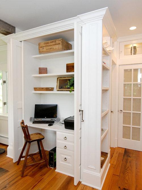 solid walnut hidden home office shiro hidden office desk saveemail traditional home office baumhaus hidden home office 2 door cabinet