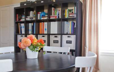 Room of the Day: Putting the Dining Room to Work