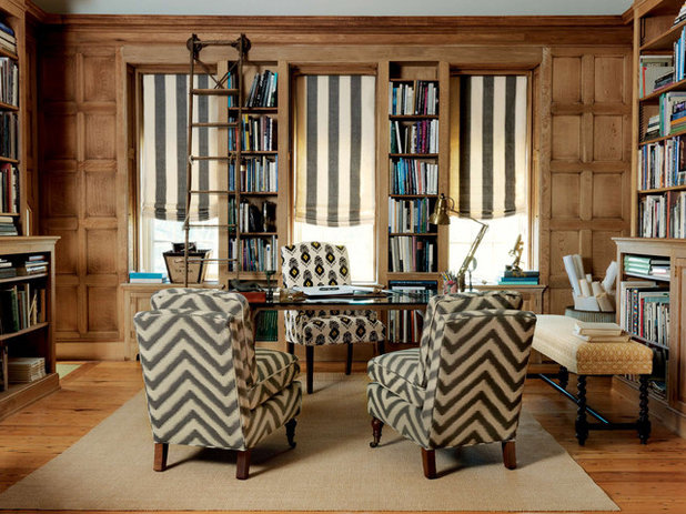 American Traditional Home Office Traditional Home Office