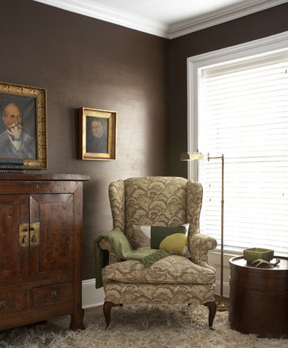 Brown Wall Paint Ideas Pictures Remodel And Decor