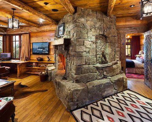 Large Stone Fireplace large stone fireplace | houzz
