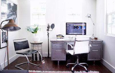 Room of the Day: A Garage Makeover That Rocks