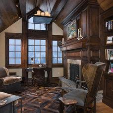 Traditional Home Office Traditional Home Office