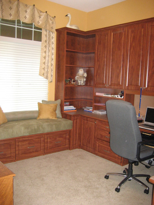 Best Melamine Custom Home Office Design Ideas  Remodel Pictures