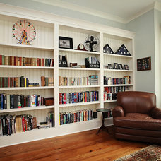 Traditional Home Office by New Old, LLC