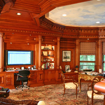 Traditional Home Office