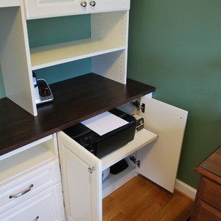 Idéer för att renovera ett vintage arbetsrum