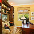 Tack Room - Traditional - Home Office - Boston - by Finn-Martens Design