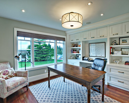 Office Built In Design Ideas Amp Remodel Pictures Houzz
