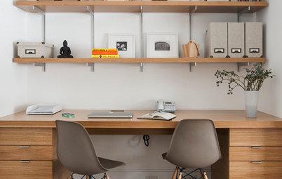 12 Modi Per Avere un Piccolo Ufficio in Casa Se Hai Poco Spazio