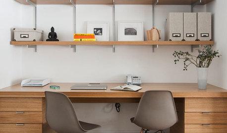 Mehr Ablage, bitte – Ideen der Woche fürs Home Office