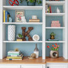 Room of the Day: Bright Transitional Home Office Serves Double Duty