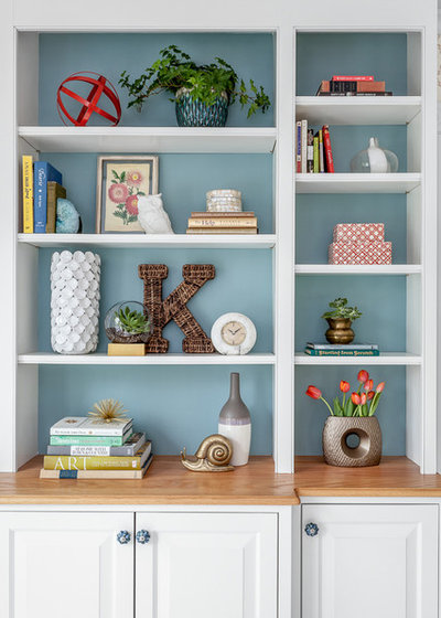 How To Paint A Bookshelf To Transform Your Room Houzz