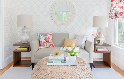 Ask an Expert: How Can I Furnish and Decorate a Small, Square Room?