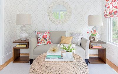 Маленькая гостиная: 15 советов по дизайну и планировке