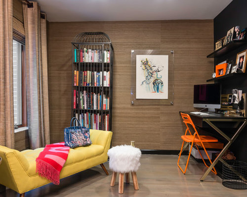 Our 25 Best Eclectic Home Office Ideas & Decoration Pictures   Houzz