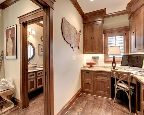 Sensational Small Home Office Design Ideas Remodel Pictures Houzz Largest Home Design Picture Inspirations Pitcheantrous