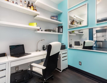 Turquoise Office