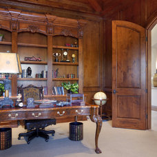 Home Office by Architect Mark D. Lyon, Inc.