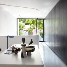 Modern Home Office by Smart Design Studio