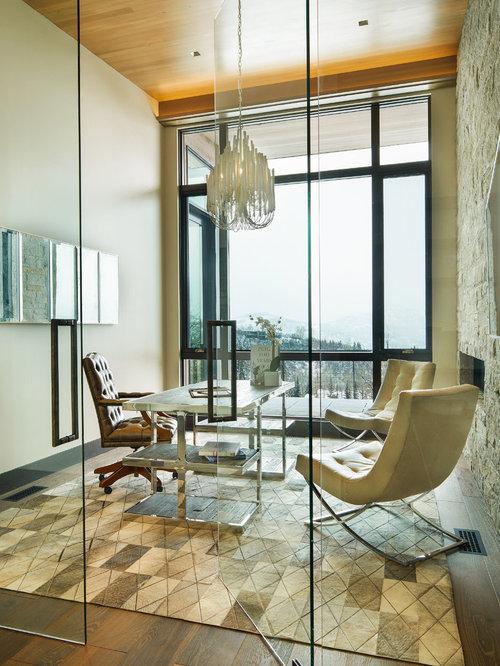 50 Best Rustic Home Office Ideas   Houzz