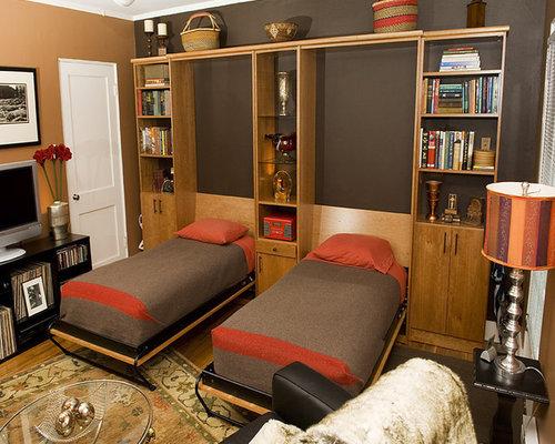 Twin Murphy Bed Houzz